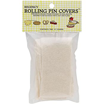 """Regency 15"""" Rolling Pin Covers (2 Pack),"""
