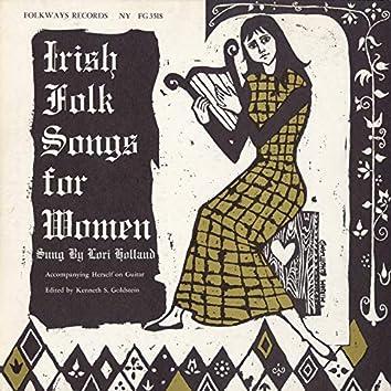 Irish Folk Songs for Women, Vol. 2