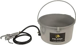 Steel Dragon Tools 418 Handheld Oiler Bucket 10883 for RIDGID 300 535 700 12R and 690