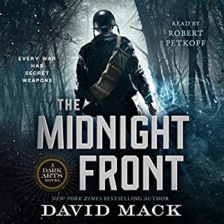 Page de couverture de The Midnight Front
