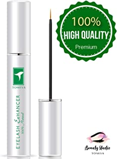 Votala Eyelash Growth Enhancer and Brow Serum for Long, Natural Extract Eyelash Growth Serum Eyelash Enhancer for Longer, Thicker and Fuller Eyelash 3ML