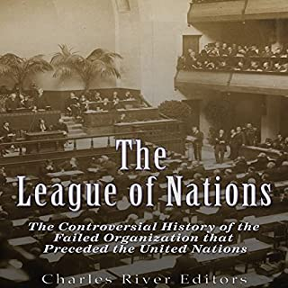 The League of Nations cover art