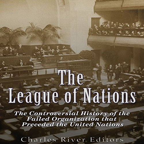 The League of Nations audiobook cover art
