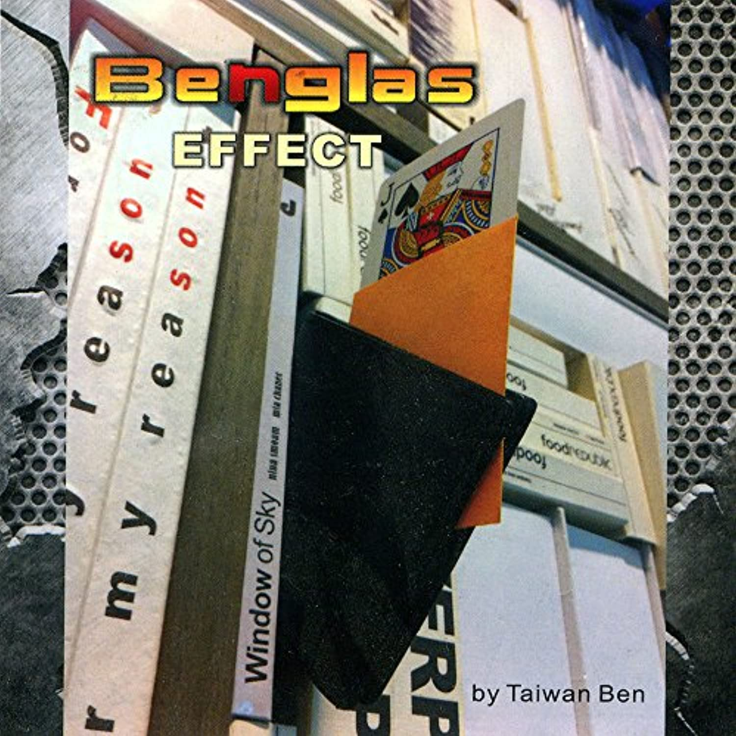 MMS Benglas Effect by Taiwan Ben - Trick by M & M's