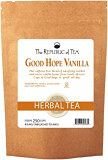 good hope vanilla tea