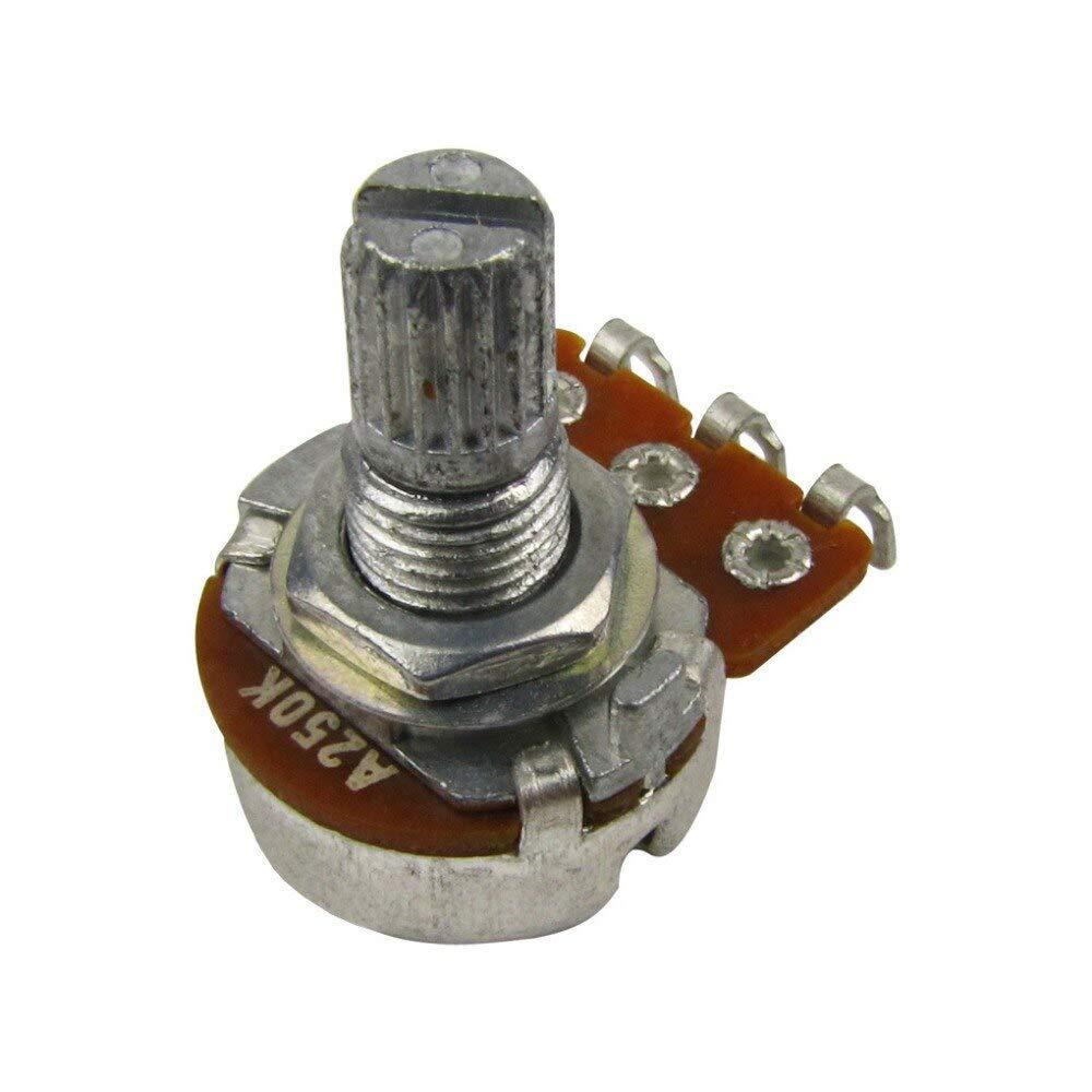 Guitar Louisville-Jefferson County Product Mall Parts 10pcs Mini Potentiometer for A250K Pots Elec