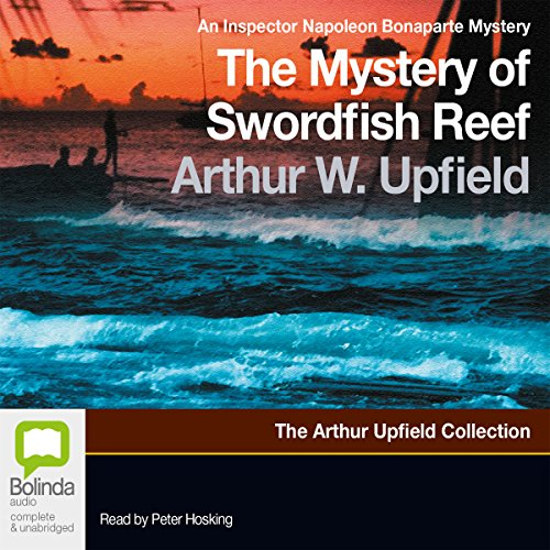 The Mystery of Swordfish Reef audiobook cover art