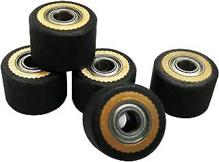 5pcs HQ Pinch Roller for Roland GCC LiYu Rabit Pcut Mimaki Graphtec Iolion Cutter Plotter 4x11x16