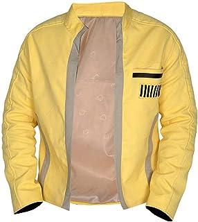 KAAZEE Star Wars Merchandise Yellow Cotton Lighweight Jacket
