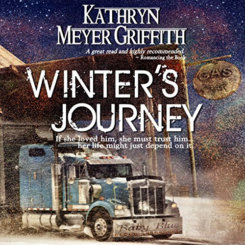 Winter's Journey audiobook cover art
