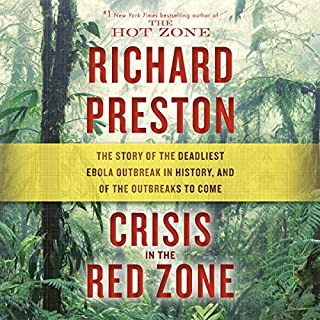 Crisis in the Red Zone audiobook cover art