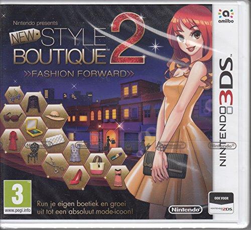 New Style Boutique 2 - Mode von morgen (3DS) Spielbar im Deutsch