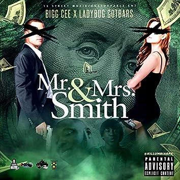 Mr and Mrs Smith (feat. LadyBug GotBars)