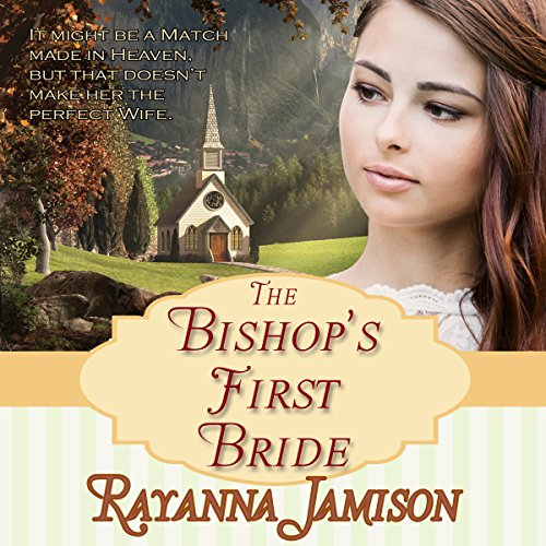 The Bishop's First Bride audiobook cover art