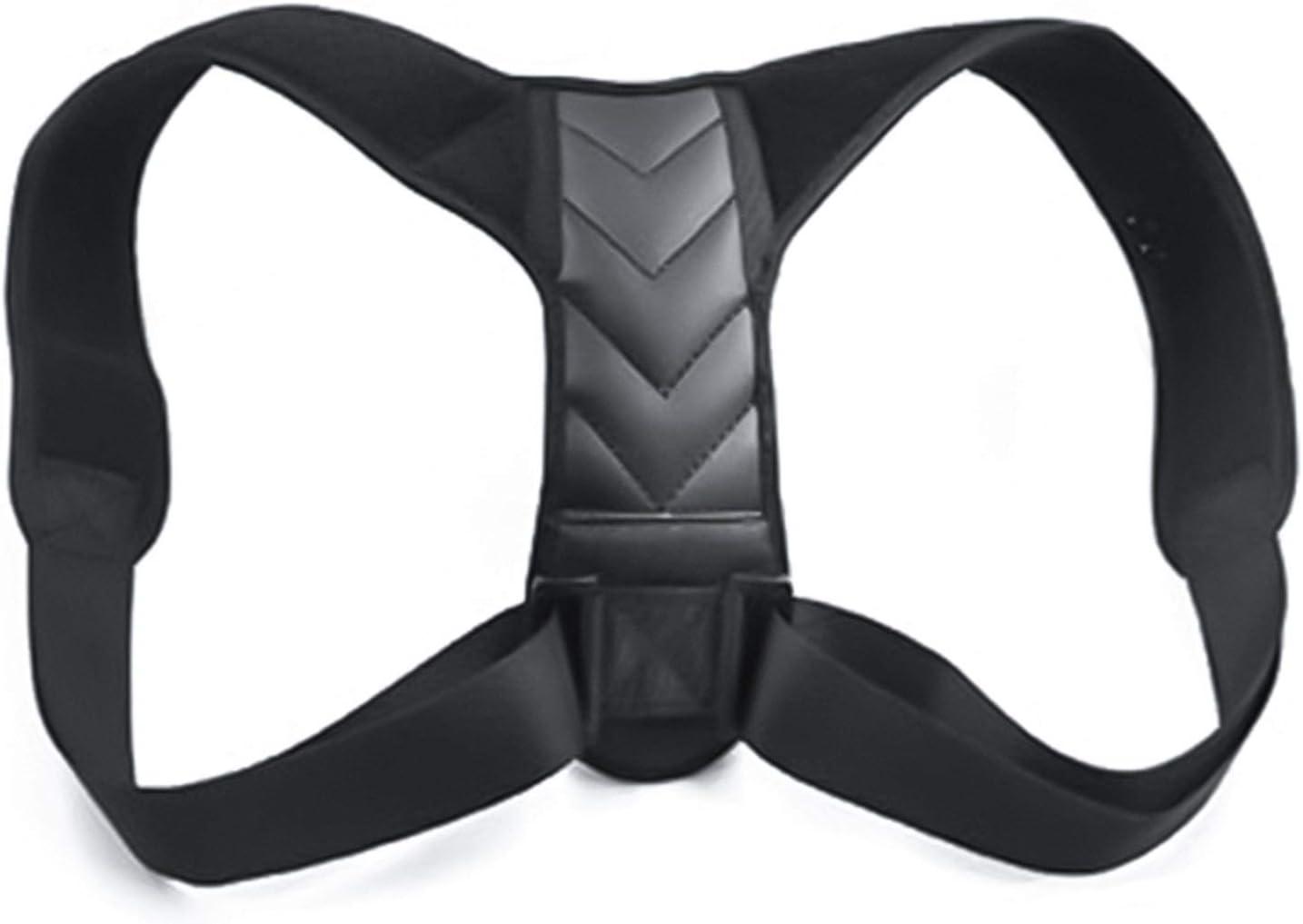 Max Max 68% OFF 57% OFF HELLEN Adjustable Posture Corrector Brace Back Belt Cors Support