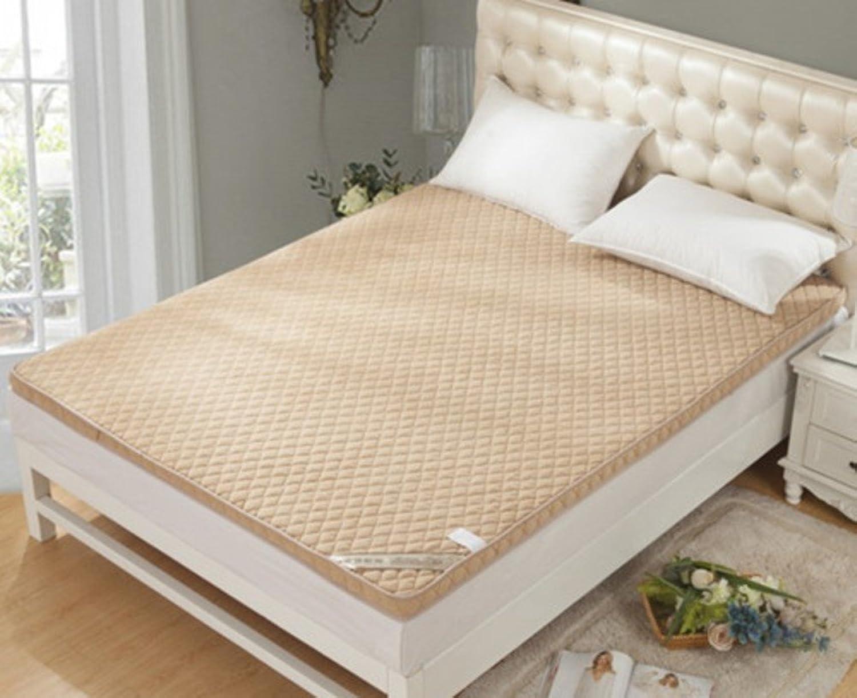 Mattress Mattress Folding Cushion Double Bed pad Tatami Mattress-O 90x200cm(35x79inch)
