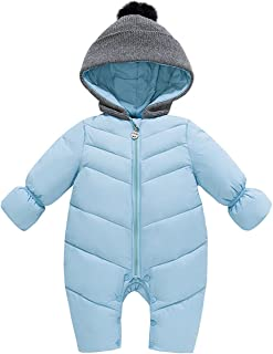 444c939ed Amazon.com  12-18 mo. - Snow Suits   Snow Wear  Clothing