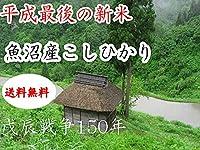 平成30年新潟県産特定産地米 (魚沼産2㎏×15)