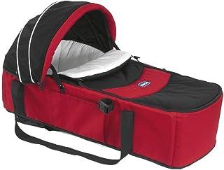 سرير اطفال متنقل من شيكو - لون احمر