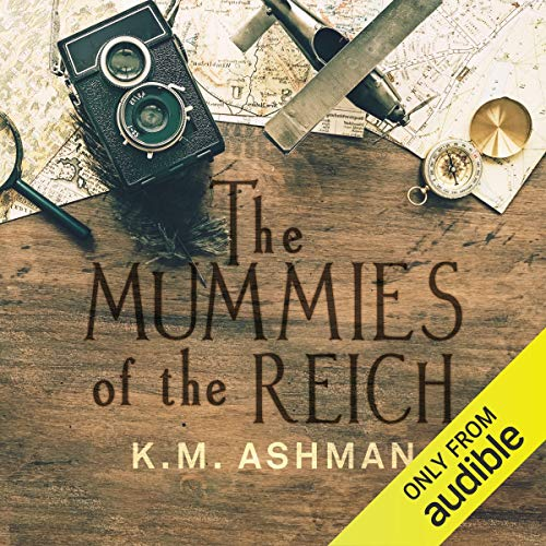 Couverture de The Mummies of the Reich