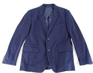 Tasso Elba Men's Classic-Fit Stretch Knit Blazer