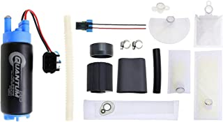 QFS-351FT - 340 LPH E85 / Ethanol Compatible Fuel Pump with Installation Kit - GM Vehicles -
