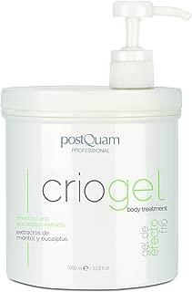 Postquam - Criogel   Gel Efecto Frio para Triple Uso -