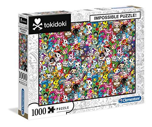 Impossible   Puzzle de 1000 Piezas – Tokidoki. (39555)