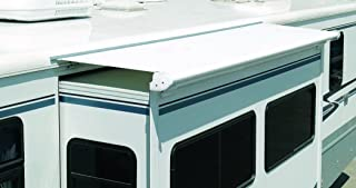 Carefree RV DG1600042 RV Trailer Camper Sun & Shade Fabric White 13 Foot 4 Inch Length x 42 Inch Extension