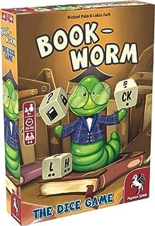 Pegasus Spiele 18335E – Bokworm – Dice Game