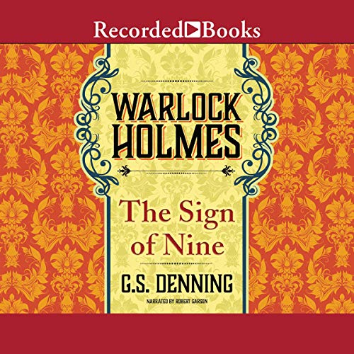 Couverture de Warlock Holmes: The Sign of Nine