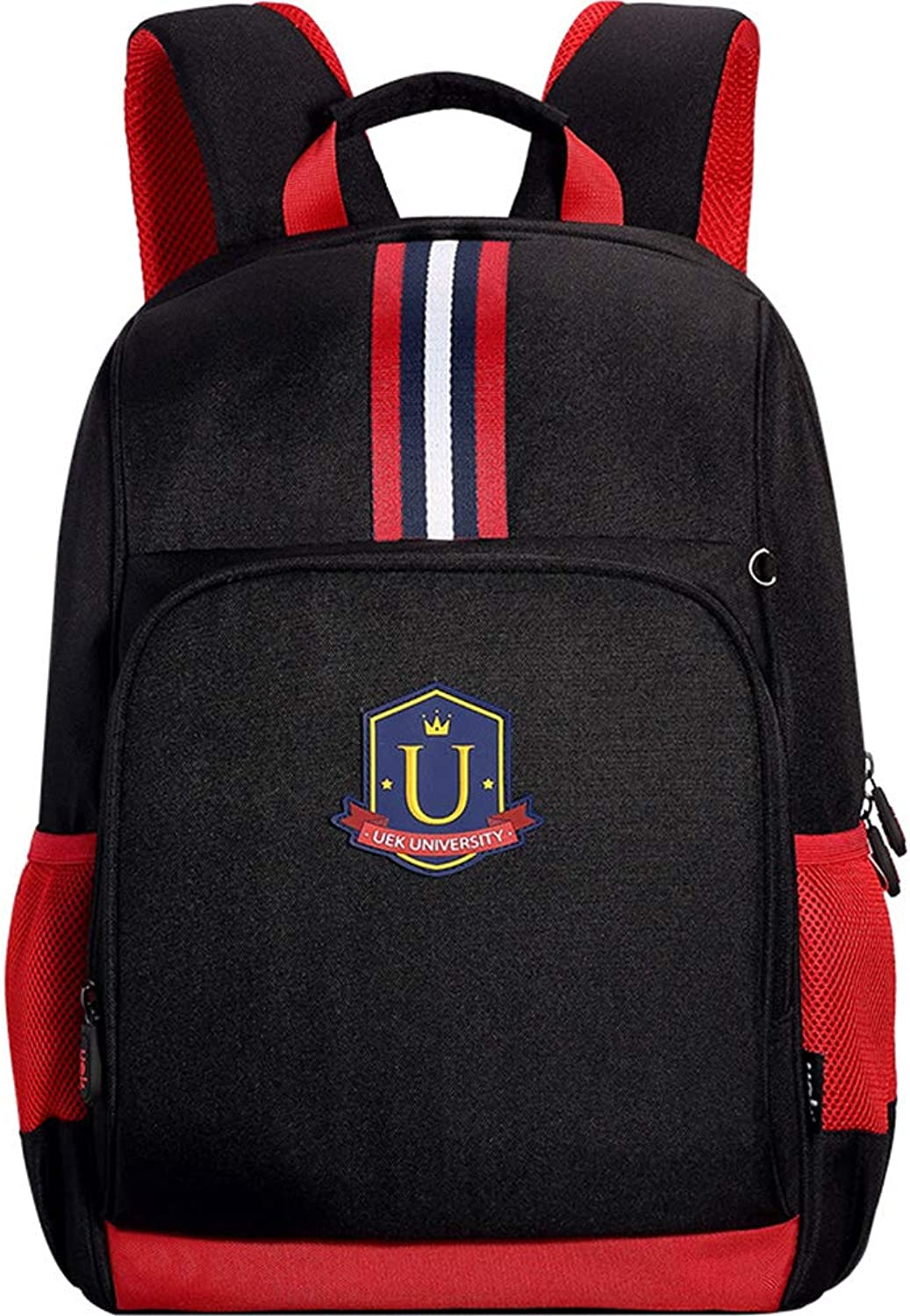 TOOSD College Backpack Primary School Bags Small Boys Girls 136 Grade Weight Loss Backpack 812 Years Ridge Pack
