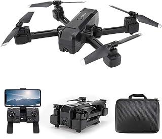 le-idea IDEA19 Drone con Camara HD 2k Drone GPS Drones con Camaras Profesional, 5G WiFi FPV RC Quadcopter con Regreso Auto...