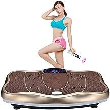 Fitness Vibration Plate Remote Powered Power 99 Speed Adjust Low Noise Slimming Machine Fat Burner Fitness Machine Foot Magnet Shiatsu Massager DSB Estimated Price : £ 392,85