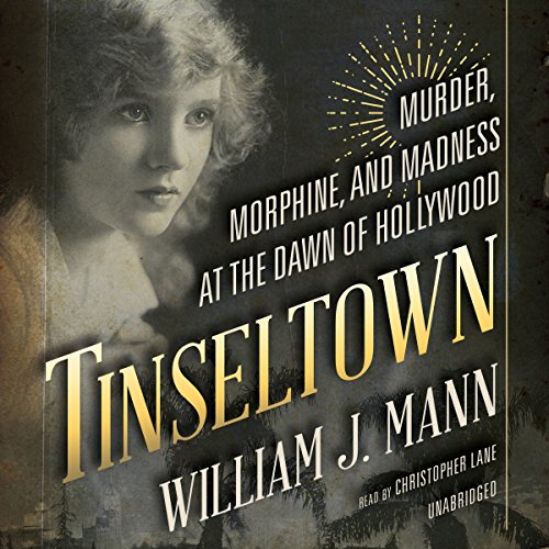 Tinseltown audiobook cover art
