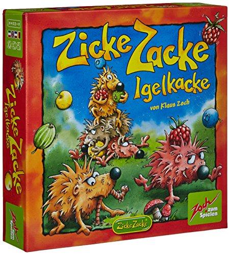 Zoch 601129200 - Zicke Zacke Igelkacke