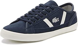 Lacoste Sideline 319 3 Mens Navy/Off White Trainers