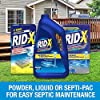 Rid-X Septic Tank Treatment Enzymes, 3 Month Supply Septi-Pacs, 3.2oz #5