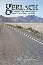 Gerlach: Boyhood Story from the Edge of the Black Rock Desert 1950 to 1952