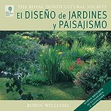 El diseno de jardines y paisajismo/ The Garden Designer (Spanish Edition)