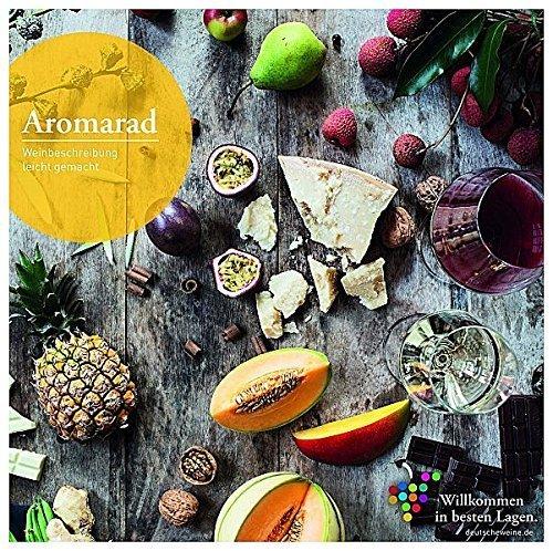 Aromarad für deutsche Weine (Aromarad deutsch 10x)