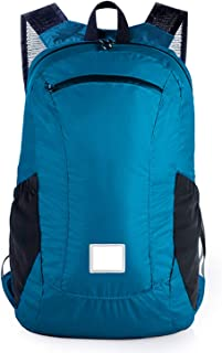 REDCAMP 18L Waterproof Ultralight Packable Backpack, Collapsible Nylon Daypack Great for Outdoor Hiking Travel, Blue