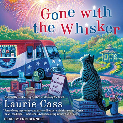 Gone with the Whisker Audiobook By Laurie Cass cover art