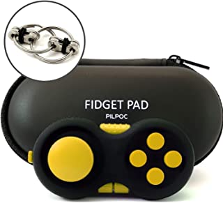 fidget cube yellow
