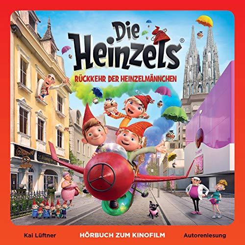 Die Heinzels. Das Hörbuch zum Kinofilm Titelbild
