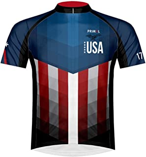 captain america bicycle jersey