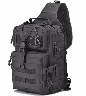 Greenpromise Mochila militar táctica de asalto militar militar Molle mochila impermeable mochila mochila mochila bolsa para senderismo al aire libre camping caza 20L