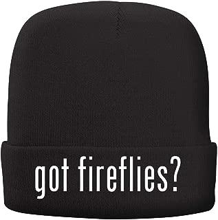 BH Cool Designs got Fireflies? - Adult Comfortable Fleece Lined Beanie