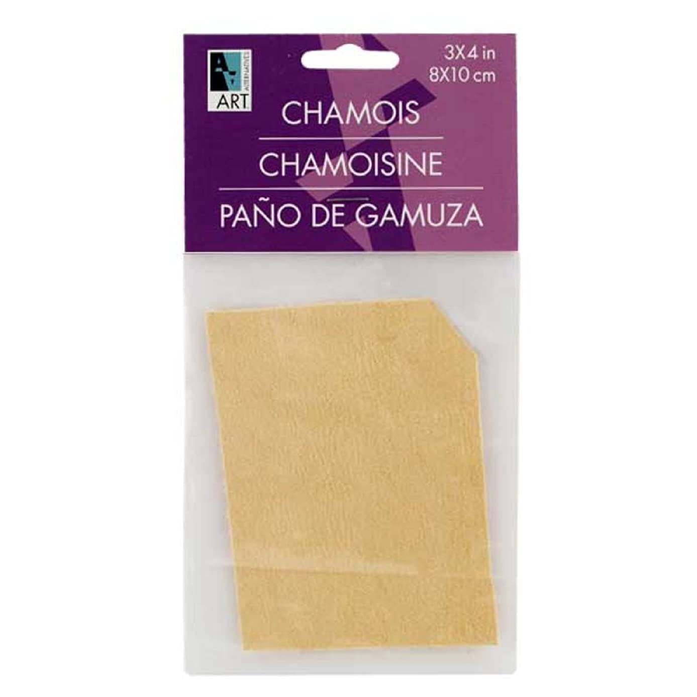 Chamois Genuine 3X4