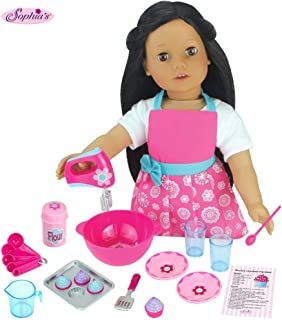 """LOT 10 Flower Pot Set Accessories Fit For 18/"""" American Girl dolls Toys 99.9/%New"""